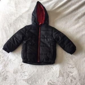 Hawke & co. Black Toddler boy Jacket & coat